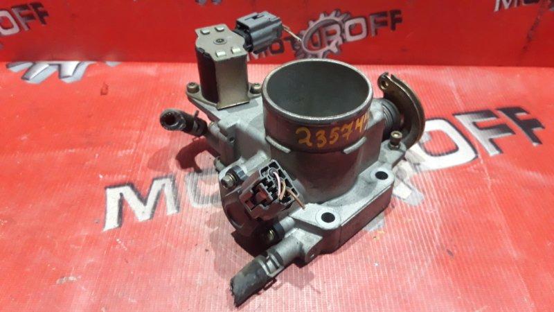 Заслонка дроссельная Mazda Premacy CPEW FS-DE 1999 (б/у)