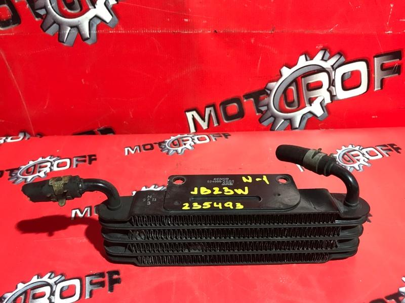 Радиатор акпп Suzuki Jimny JB23W K6A-T 1998 (б/у)