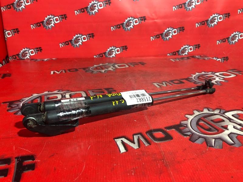 Амортизатор багажника Nissan Tiida C11 HR15DE 2004 задний (б/у)