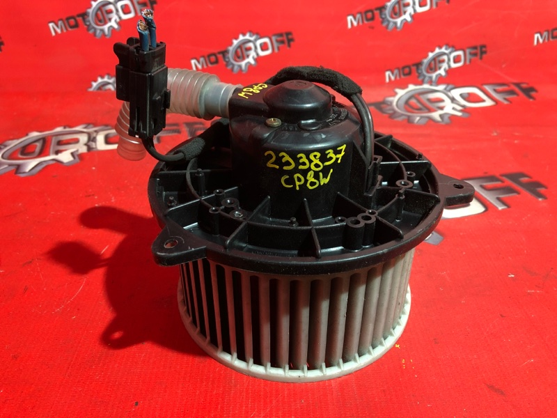 Вентилятор (мотор отопителя) Mazda Premacy CP8W FP-DE 1999 (б/у)