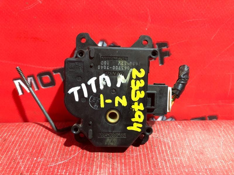 Привод заслонок отопителя Mazda Titan SY6ET FE 2000 (б/у)