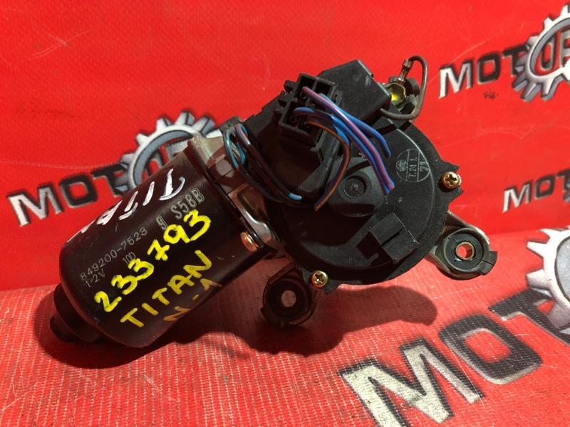 Привод (мотор) стеклоочистителей Mazda Titan SY6ET FE 2000 (б/у)