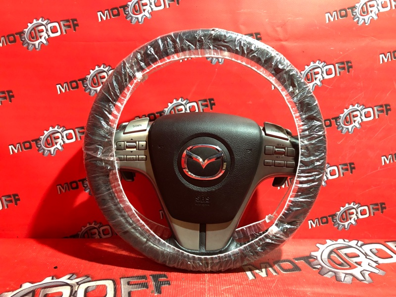 Руль Mazda Atenza GH5FW L5-VE 2008 (б/у)