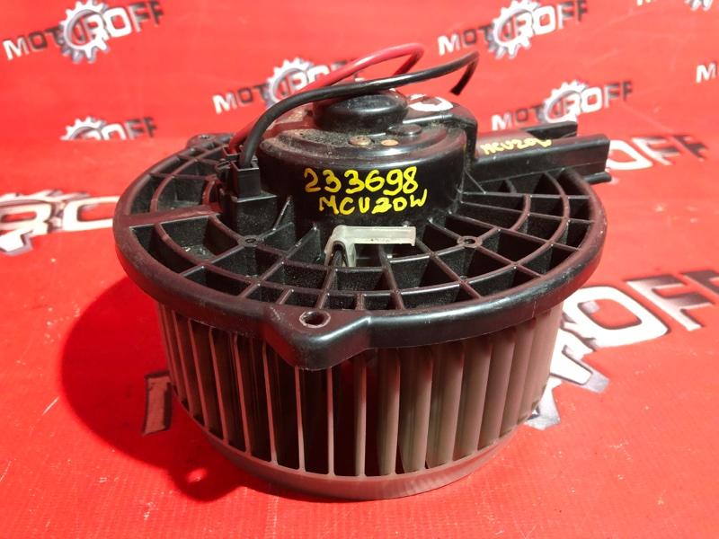 Вентилятор (мотор отопителя) Toyota Kluger V MCU20W 1MZ-FE 2000 (б/у)