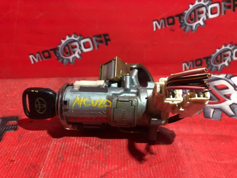 Замок зажигания Toyota Kluger V MCU20W 1MZ-FE 2000 (б/у)