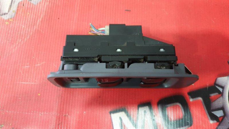 Блок управления стеклоподъемниками Daihatsu Yrv M201G K3-VE 2000 передний правый (б/у)
