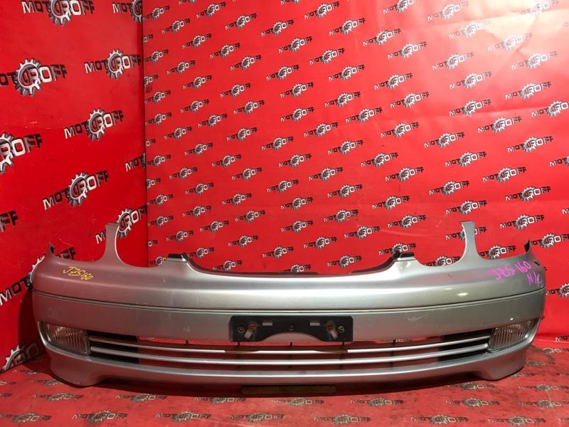 Бампер Toyota Aristo JZS160 2JZ-GE 1997 передний (б/у)