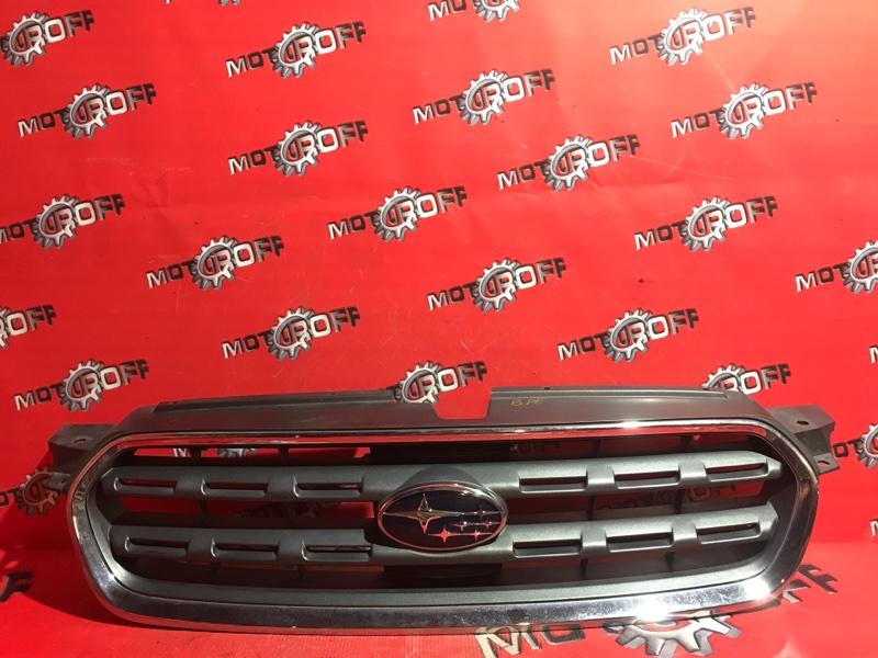 Решетка радиатора Subaru Legacy Outback BPE EZ30 2003 (б/у)