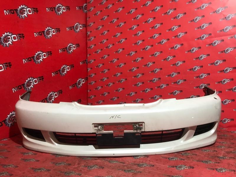 Бампер Toyota Nadia SXN10 3S-FE 1998 передний (б/у)