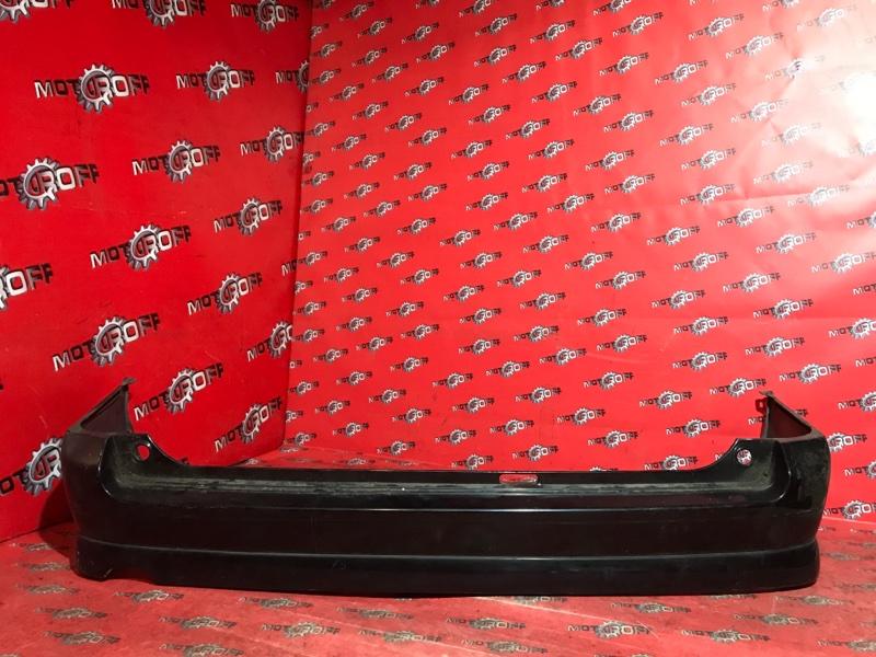 Бампер Mazda Bongo Friendee SG5W FE-E 2001 задний (б/у)