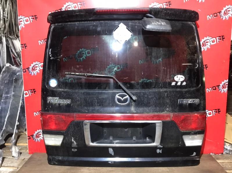Дверь задняя багажника Mazda Bongo Friendee SG5W FE-E 2001 задняя (б/у)