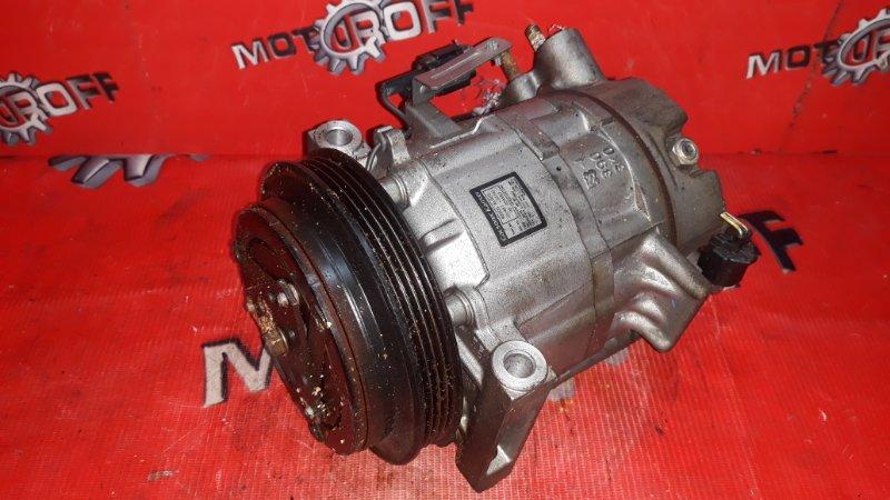 Компрессор кондиционера Nissan Stagea M35 VQ25DD 2001 (б/у)