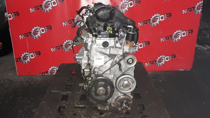 Двигатель Honda Fit Shuttle GP2 LDA 2011 (б/у)