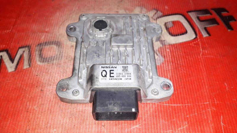 Компьютер (блок управления) Nissan Note E12 HR12DDR 2012 (б/у)