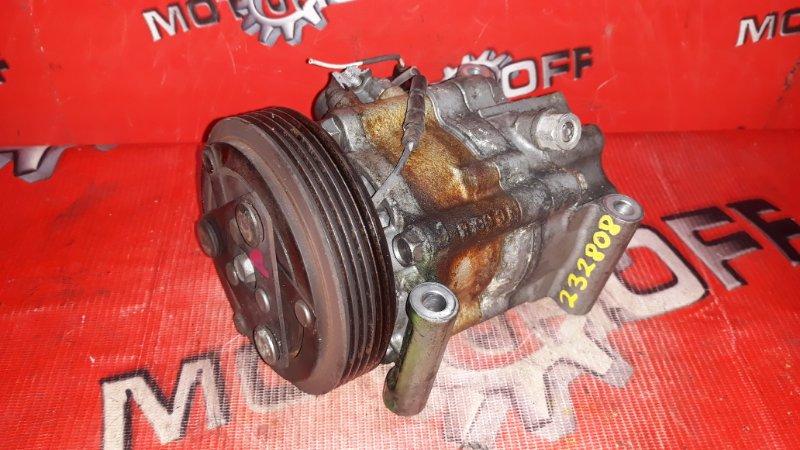 Компрессор кондиционера Suzuki Sx4 YA41S J20A 2006 (б/у)