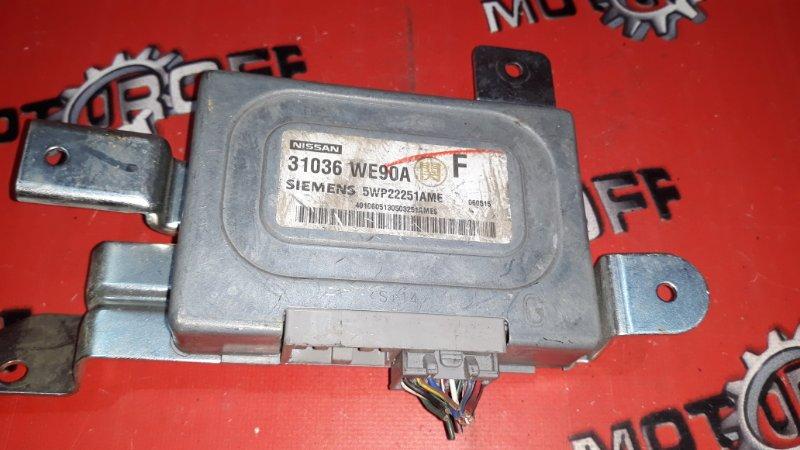 Компьютер (блок управления) Nissan Ad VY11 QG13DE 1999 (б/у)