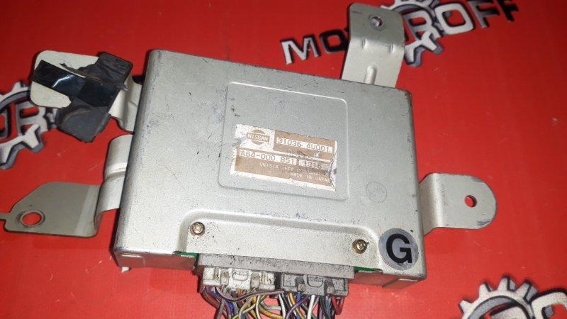 Компьютер (блок управления) Nissan Tino V10 QG18DE 1998 (б/у)