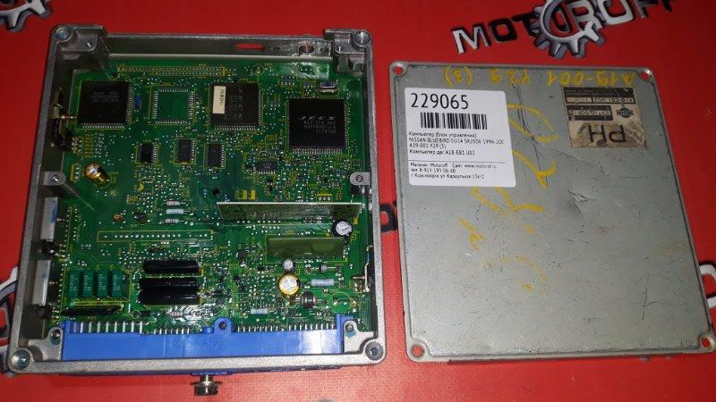 Компьютер (блок управления) Nissan Bluebird EU14 SR20DE 1996 (б/у)
