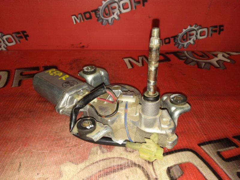 Привод (мотор) стеклоочистителей Mazda Capella GWEW FS-DE 1997 задний (б/у)