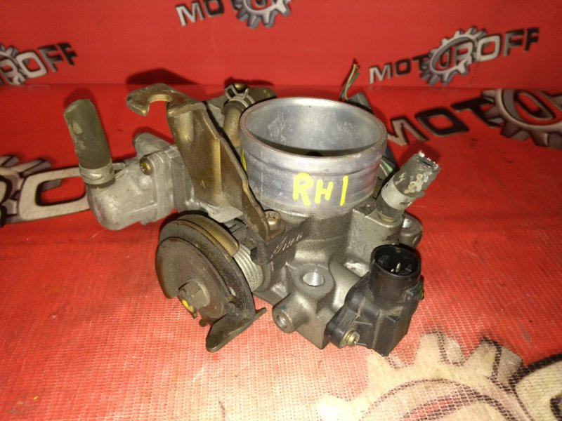 Заслонка дроссельная Honda S-Mx RH1 B20B 1996 (б/у)