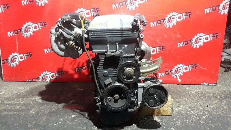 Двигатель Mazda Capella GWEW FS-DE 1997 (б/у)