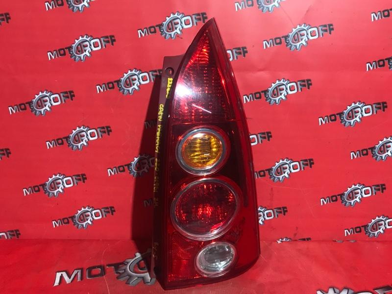Фонарь (стоп-сигнал) Mazda Premacy CP8W FP-DE 2001 задний правый (б/у)