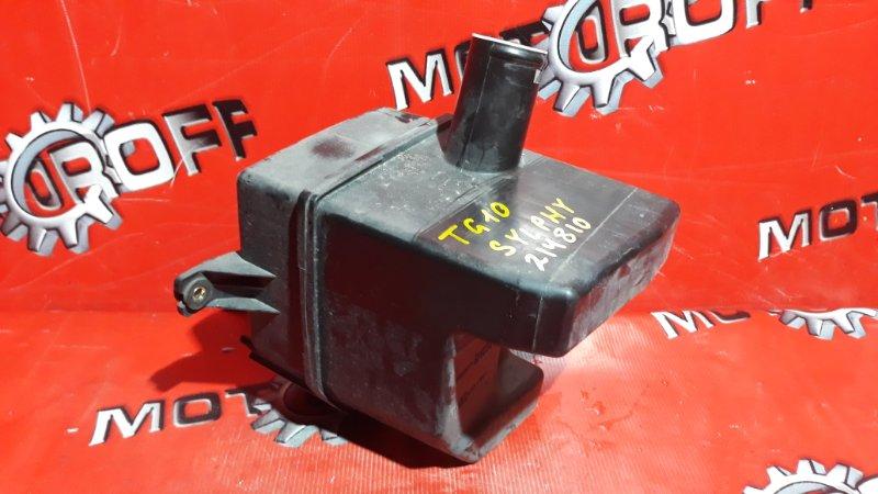 Резонатор воздушного фильтра Nissan Bluebird Sylphy QG10 QG18DE 1999 (б/у)