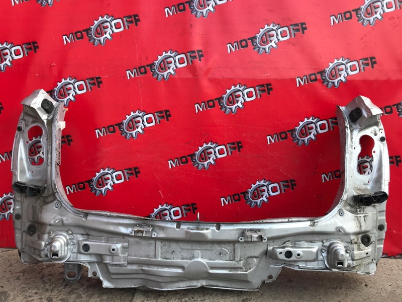 Задняя панель кузова Toyota Corolla Fielder NZE141G 1NZ-FE 2006 задняя (б/у)
