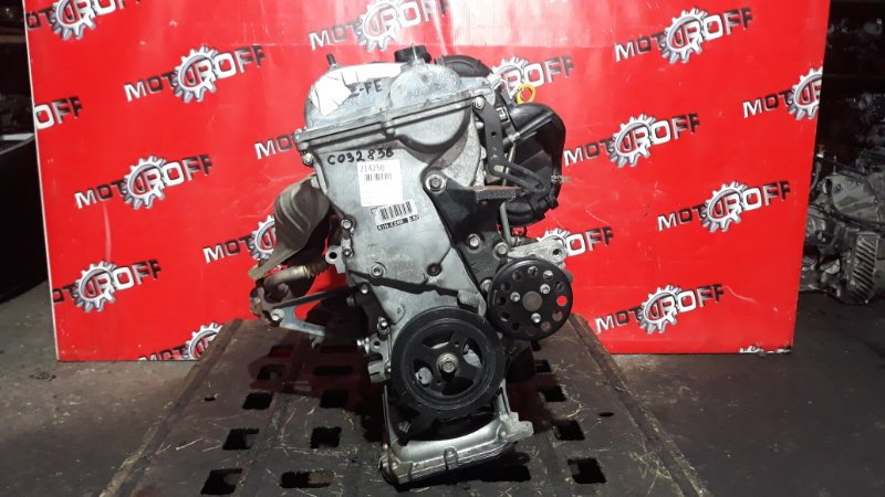 Двигатель Toyota Sienta NCP81 1NZ-FE 2003 (б/у)