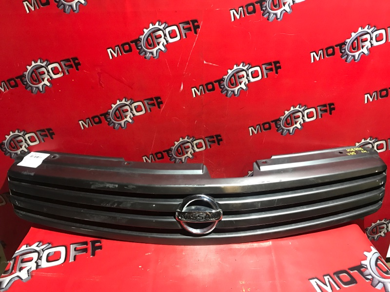 Решетка радиатора Nissan Skyline V35 VQ25DD 2001 передняя (б/у)