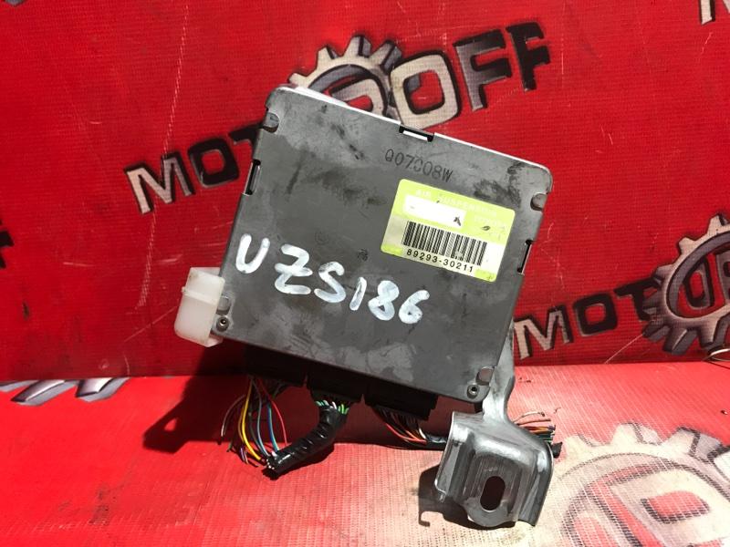 Блок управления подвеской Toyota Crown Majesta UZS186 3UZ-FE 2004 (б/у)