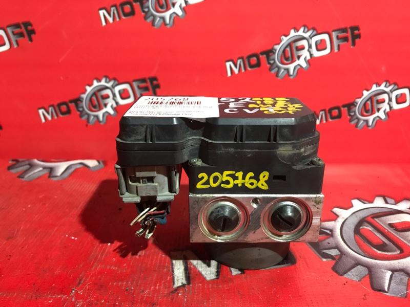 Блок abs (модулятор abs) Toyota Auris ZRE152 2ZR-FE 2006 (б/у)