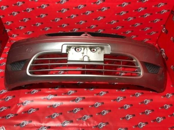Бампер Mitsubishi Colt Z23W 4A91 2008 передний (б/у)