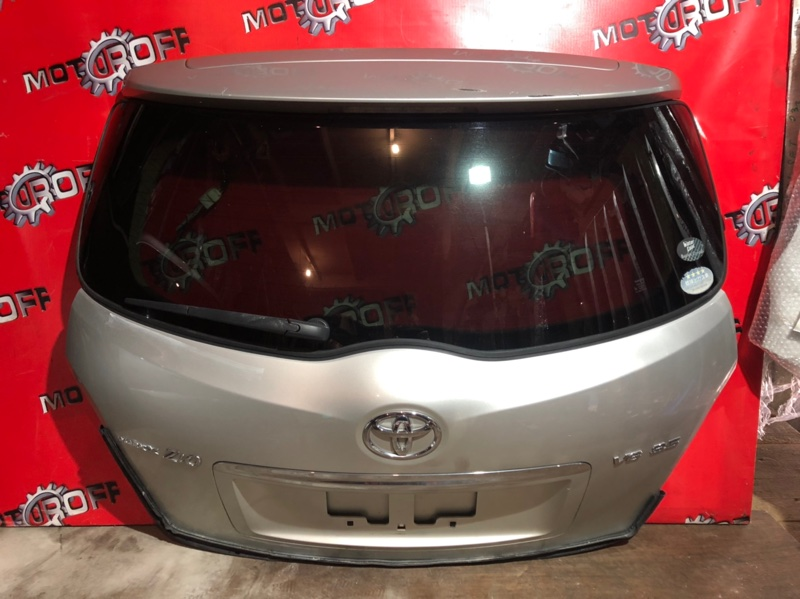 Дверь задняя багажника Toyota Mark X Zio GGA10 2GR-FE 2007 задняя (б/у)