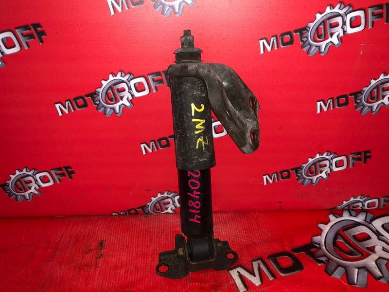 Подушка двигателя Toyota Mark Ii Qualis MCV21 2MZ-FE 1997 передняя (б/у)
