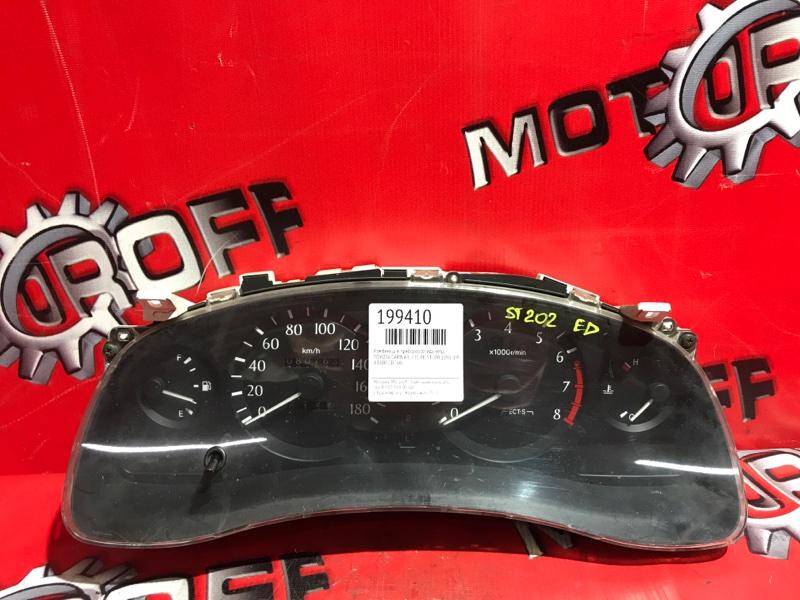 Комбинация приборов (спидометр) Toyota Carina Ed ST200 3S-FE 1993 (б/у)