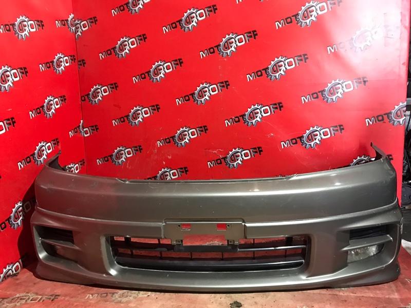 Бампер Toyota Grand Hiace VCH10W 5VZ-FE 1999 передний (б/у)