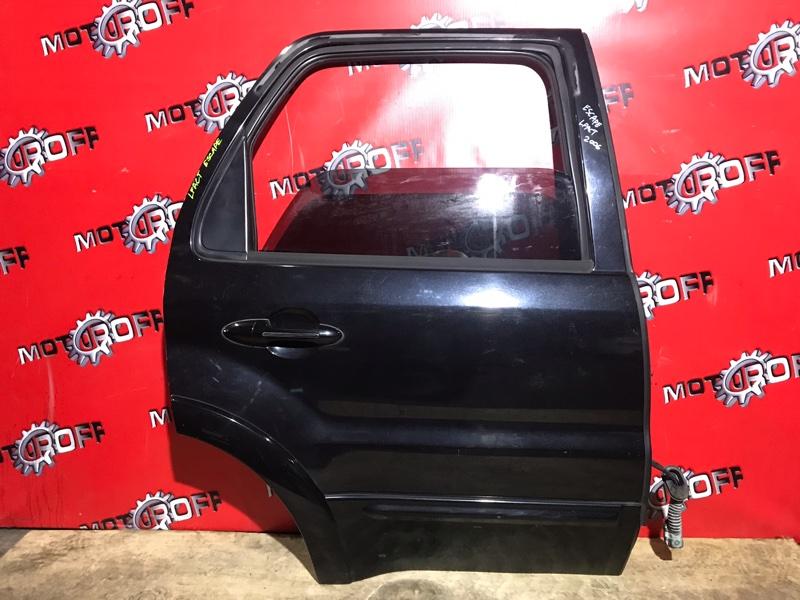 Дверь боковая Ford Escape EPFW AJ 2000 задняя правая (б/у)