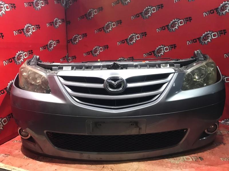 Nose cut Mazda Mpv LW3W L3-DE 2003 (б/у)