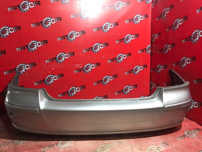 Бампер Toyota Avensis AZT250L 1AZ-FSE 2003 задний (б/у)