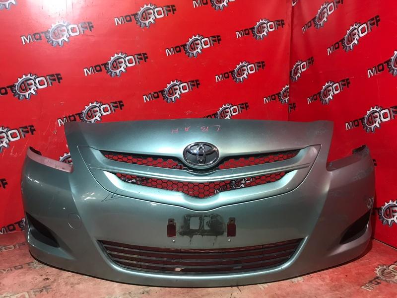 Бампер Toyota Belta KSP92 1KR-FE 2005 передний (б/у)