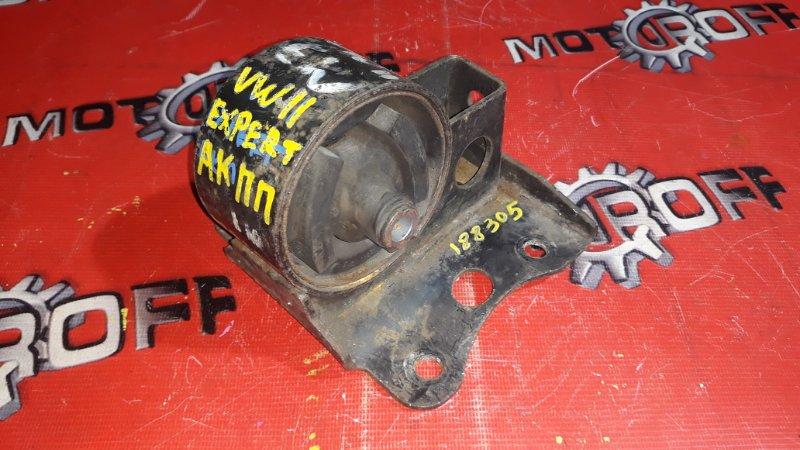Подушка двигателя Nissan Avenir VW11 QG15DE 1998 левая (б/у)
