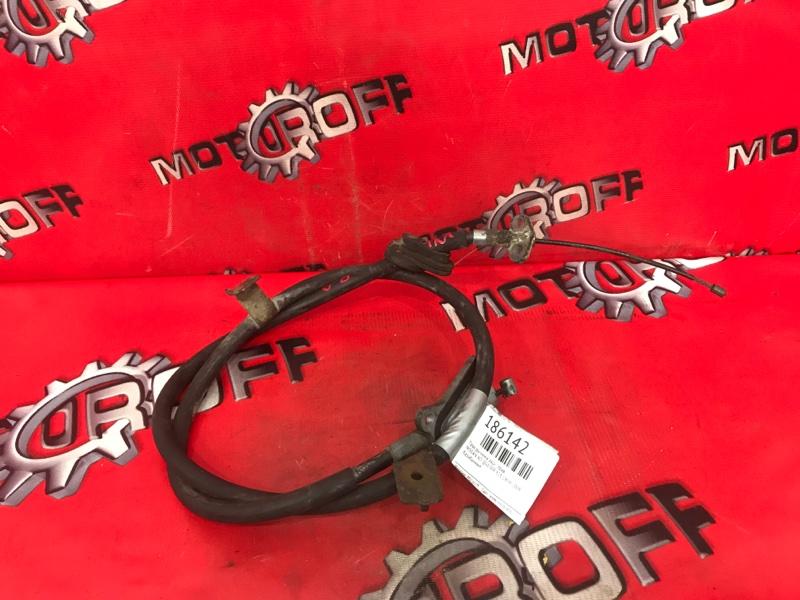 Трос ручника Nissan Ad Y11 QG15DE 1999 задний правый (б/у)