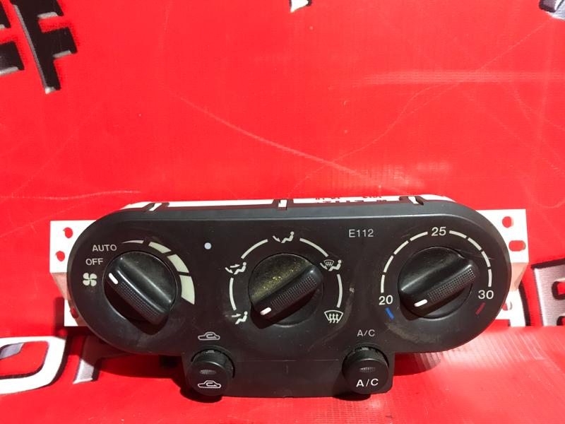 Блок управления климат-контролем Mazda Tribute EP3W L3-VE 2000 (б/у)