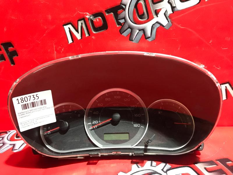 Комбинация приборов (спидометр) Subaru Impreza GH2 EL15 2007 (б/у)