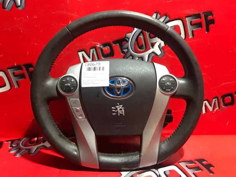 Аирбаг Toyota Prius ZVW30 2ZR-FXE 2009 (б/у)