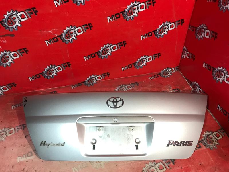 Крышка багажника Toyota Prius NHW11 1NZ-FXE 1997 (б/у)
