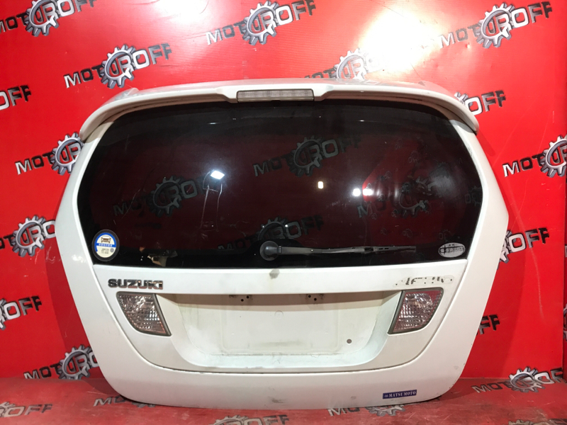 Дверь задняя багажника Suzuki Aerio RD51S M15A 2001 задняя (б/у)