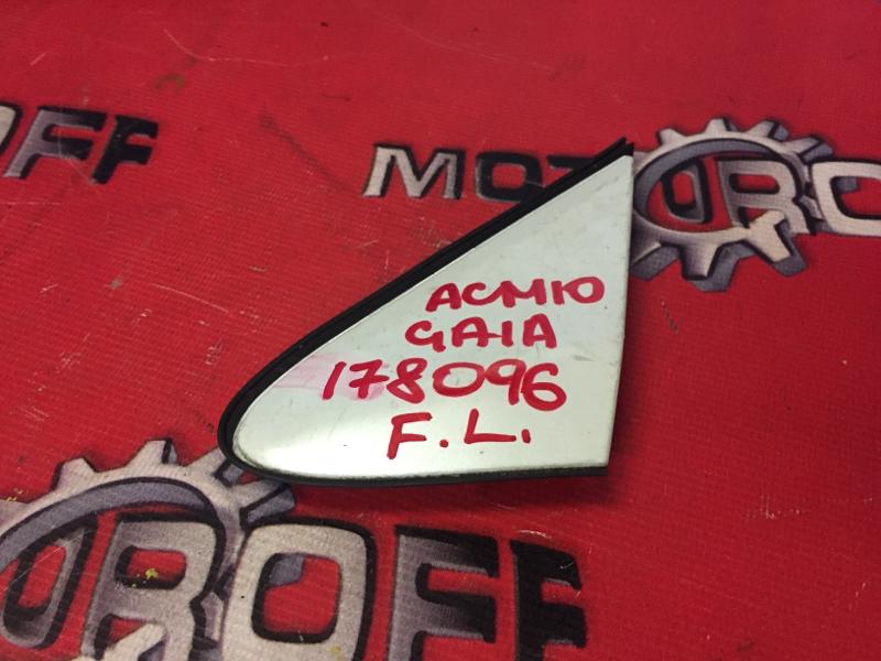 Накладка на крыло Toyota Gaia ACM10 1AZ-FSE 1998 левая (б/у)