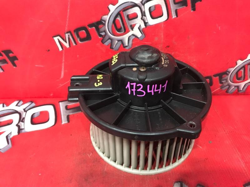 Вентилятор (мотор отопителя) Mitsubishi Galant EA1A 4G64 1996 (б/у)